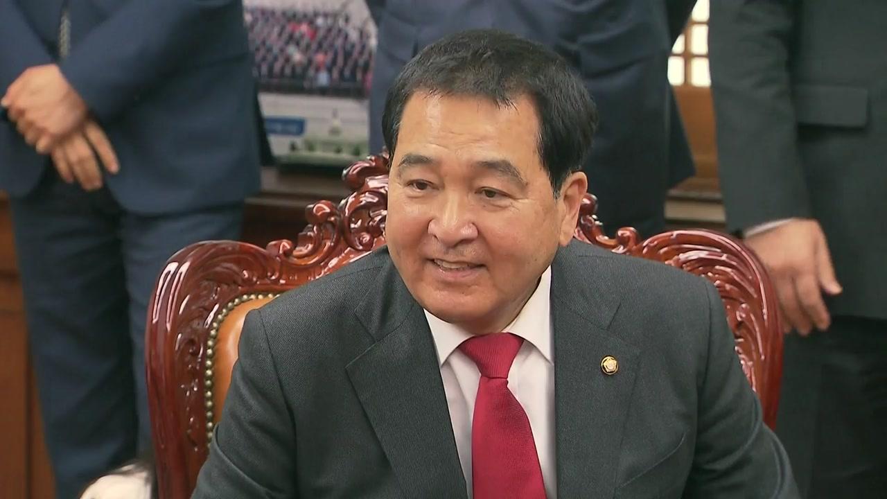 [더뉴스-더정치] 한국당 새 원내사령탑...꼬인 정국 변수될까?
