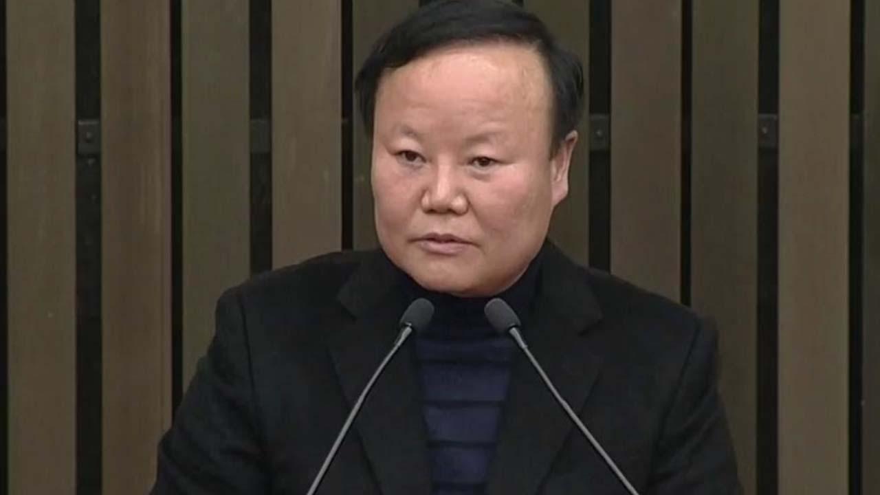 김재원, 공개적으로 극단적 선택 발언 논란