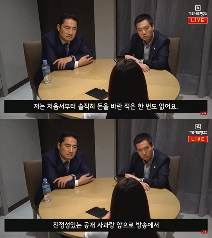 """강용석 측 """"김건모 성폭행 피해자 또 있다...훨씬 충격적"""" 예고"""