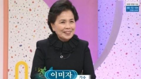 """'데뷔 60주년' 이미자 """"금지곡 '동백아가씨', 끌려갈 각오로 불렀다"""""""