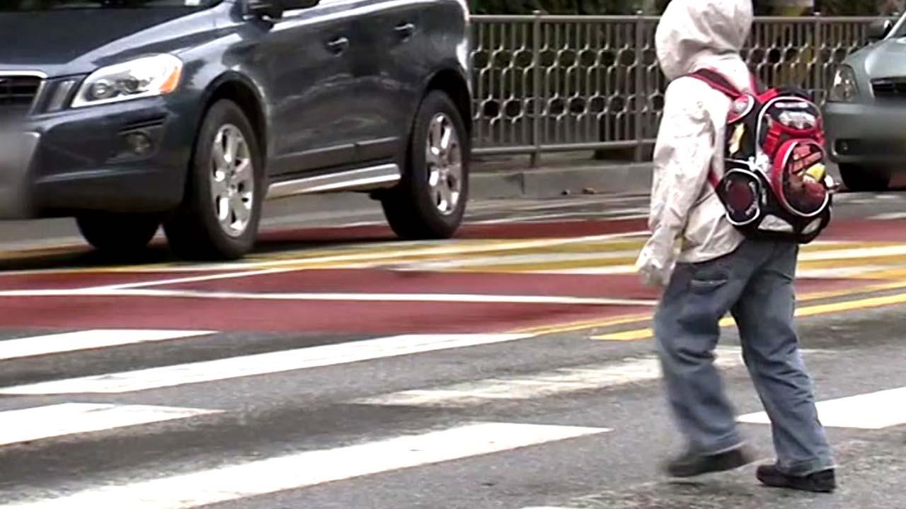 스쿨존 과속카메라 의무 설치 '민식이 법' 국회 본회의 통과