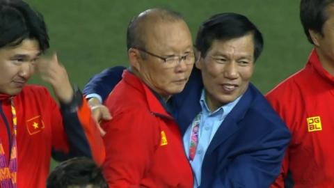 '베트남, 60년 만의 우승'…다시 몰아친 '박항서 매직'