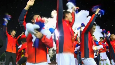 베트남 동남아시안게임 축구 우승
