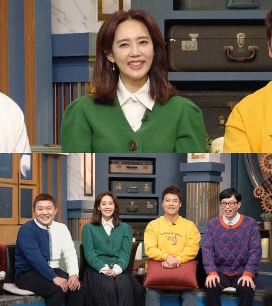 """'해투4' 오현경 """"완벽 몸매? 10년간 저녁 금식"""""""