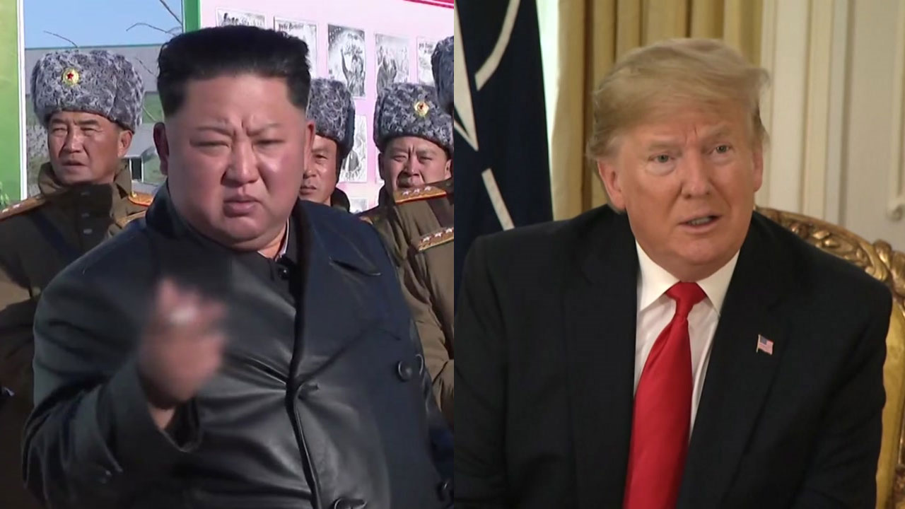 """""""고위급 탈북자, 트럼프에 '김정은에 속고 있다' 서한"""""""