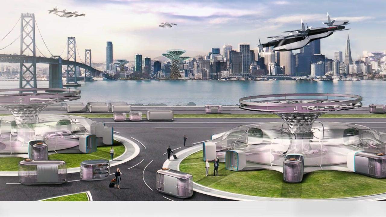 현대차, '하늘을 나는 자동차' 등 미래 모빌리티 비전 1월 CES에서 공개
