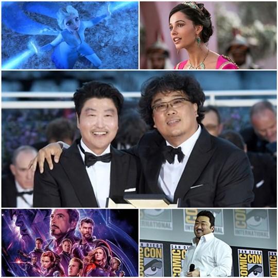 #천만 5편 #세계 속 韓영화인...2019년 영화계 이슈