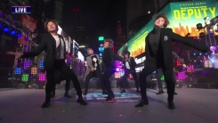 [취재N팩트] BTS, 미국 새해맞이 행사 무대...올해 한류 '희망'