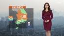 [날씨] 경기 남부·충청·전북 미세 '나쁨'...동쪽 ...