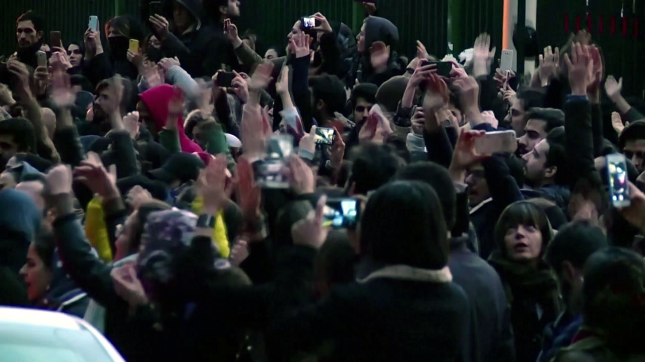 이란, '여객기 격추' 애도집회 참석 영국대사 체포했다 석방