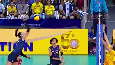 여자 배구대표팀, 태국에 완승...3회 연속 올림픽 본선 진출