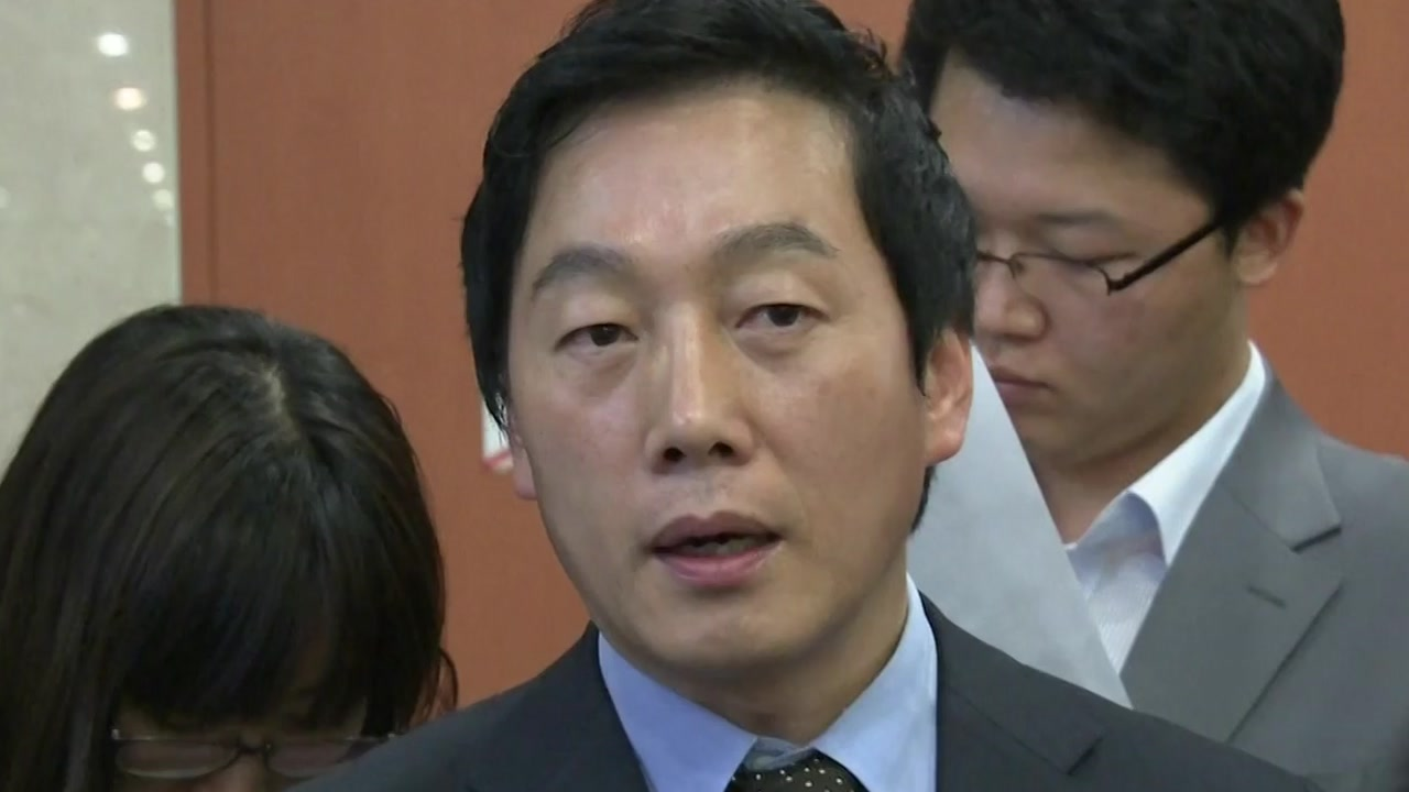 """정봉주, """"금태섭 의원 지역구 출마"""""""