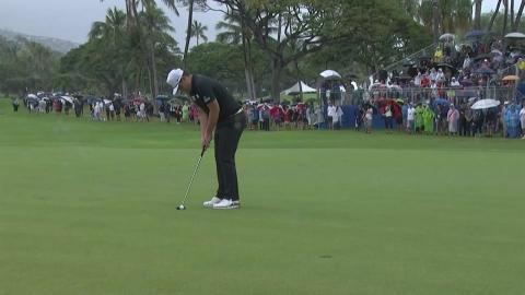 임성재, PGA 소니오픈 공동 21위...스미스, 연장 우승