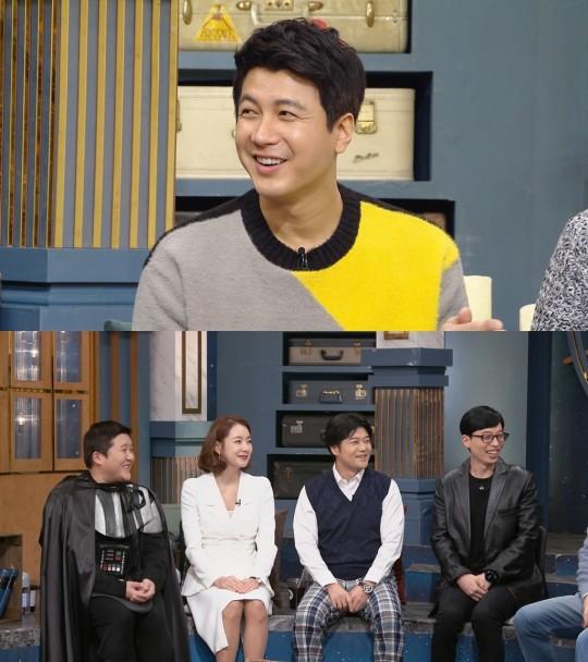 """'해투4' 새신랑 김승현 """"아내 장정윤 작가와 부부 예능 생각 중"""""""
