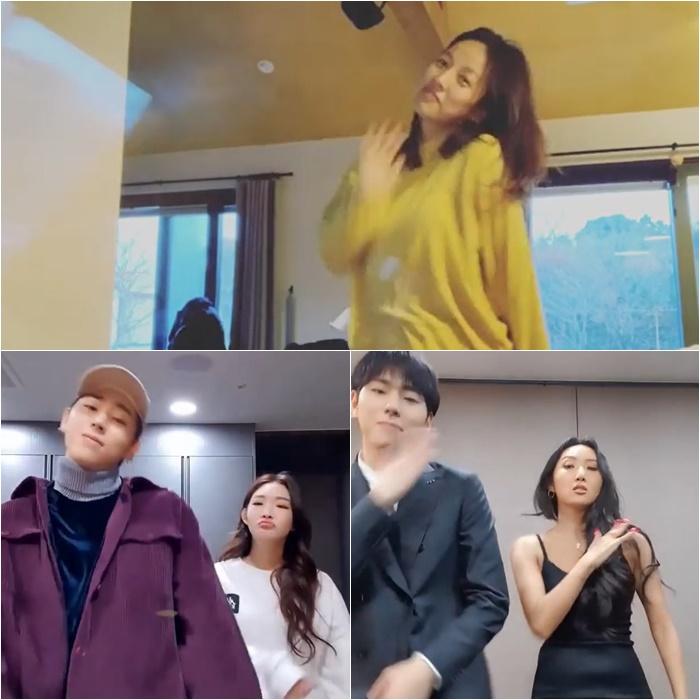 화사→이효리, 지코 \'아무노래\' 댄스 챌린지 동참…폭발적 반응