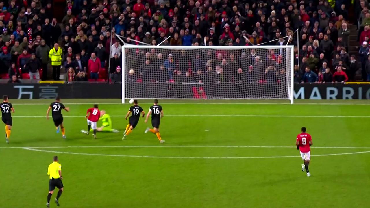 [영상] 맨유 VS 울버햄튼_잉글랜드 FA컵 64강 재경기