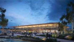 〔안정원의 건축 칼럼〕 호주의 전통과 자연환경에서 영감을 받은 지속가능한 공항건축