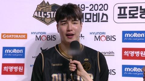 '9,704명 운집' 프로농구 별들의 축제...김종규 MVP