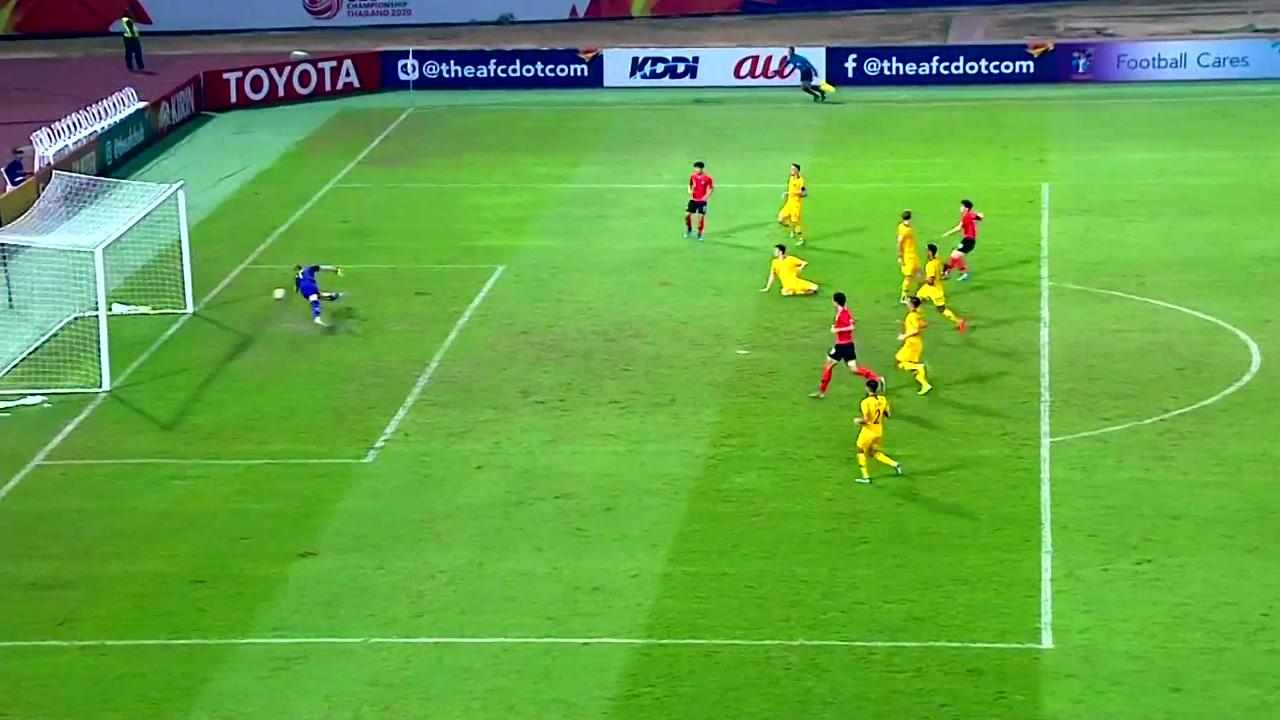 [영상] 대한민국 2 VS 0 호주_AFC U-23 챔피언십 200123