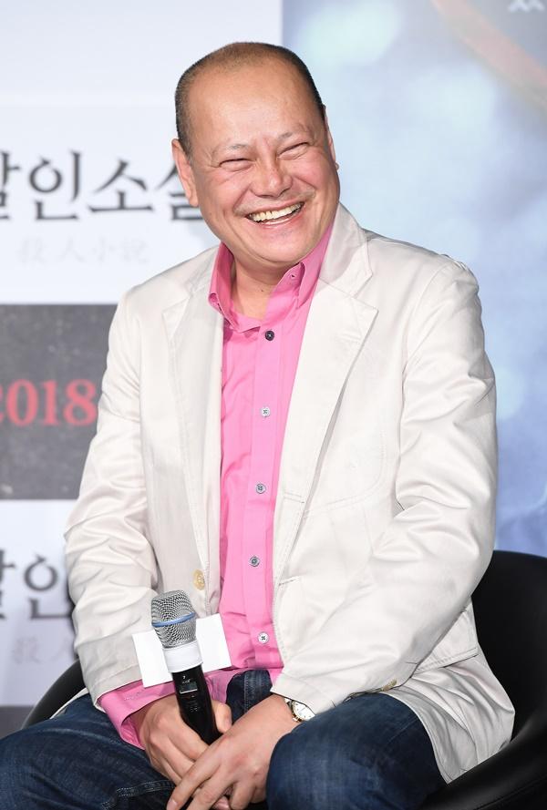 """[직격Y터뷰] 김학철 """"故 신격호 회장 빈소 영상, \'먹방\' 아닌 애도 목적"""""""