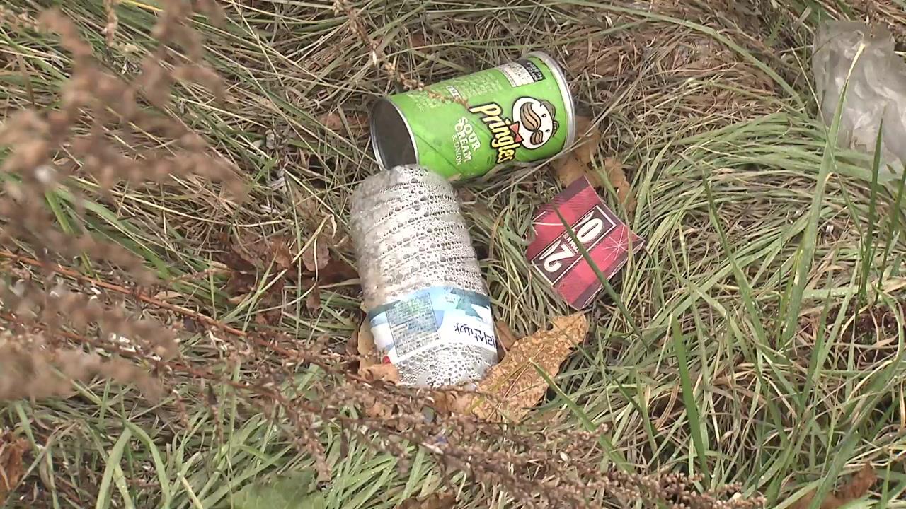 명절 고속도로는 쓰레기장...평소 3배 급증