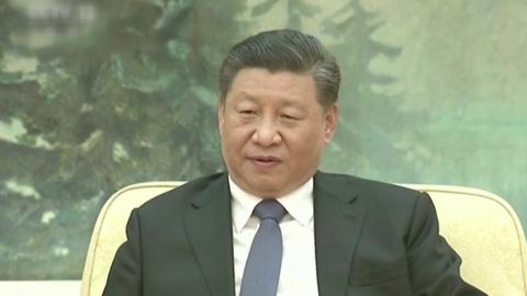 """시진핑 """"신종 코로나는 악마…직접 지휘해 승리할 것"""""""