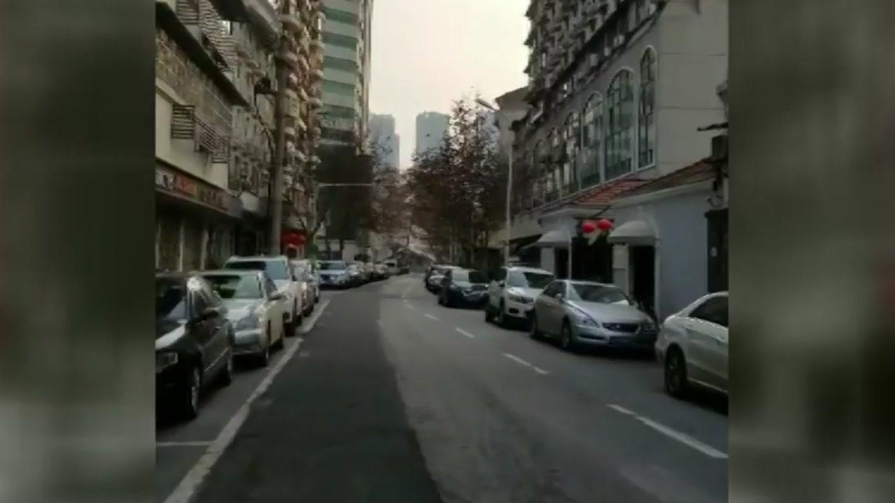 [영상] 텅텅 빈 도로...우한 교민이 보내온 '로드캠'
