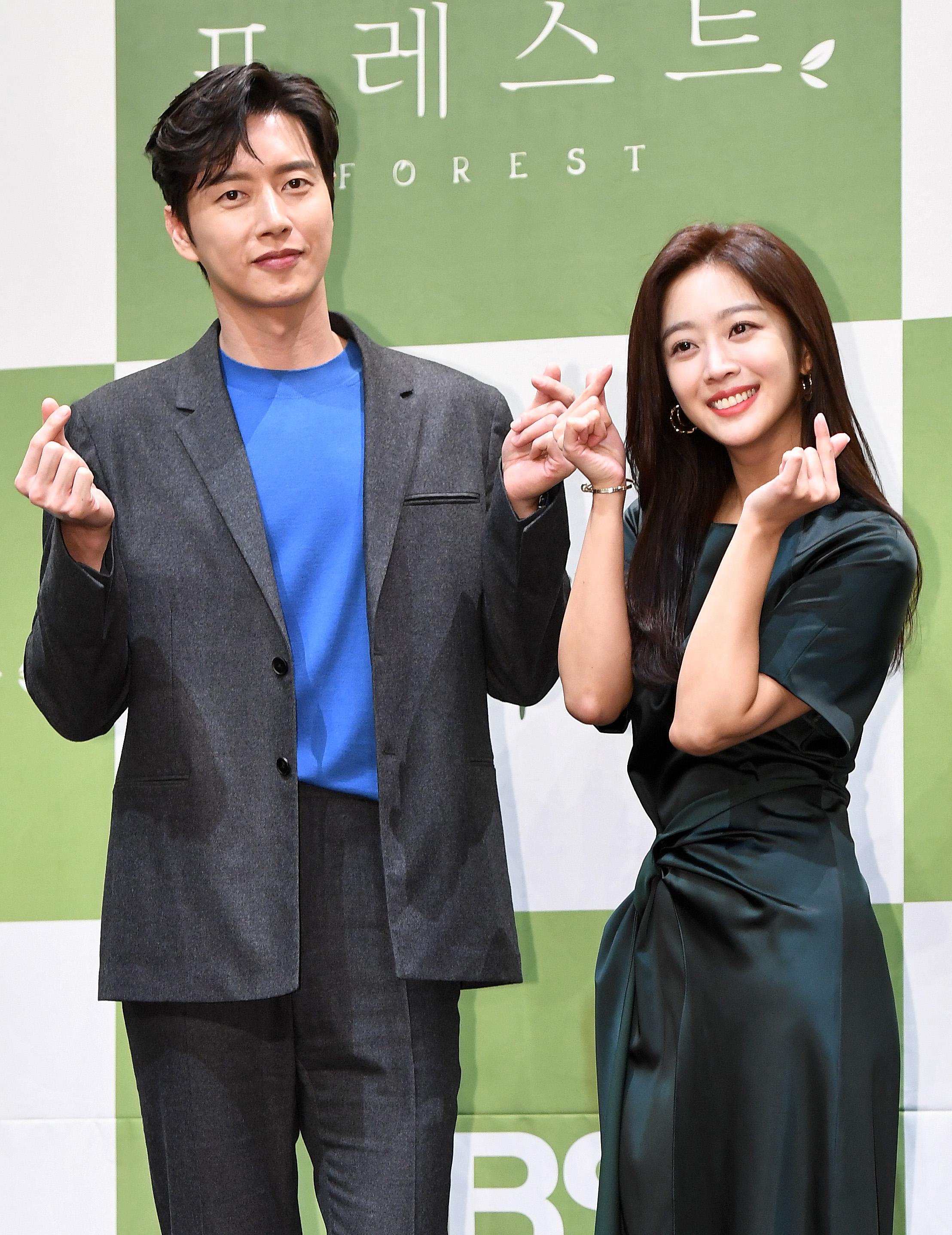"""'포레스트' 조보아 """"박해진, 겉차속따...실제 모습도 캐릭터와 비슷"""""""