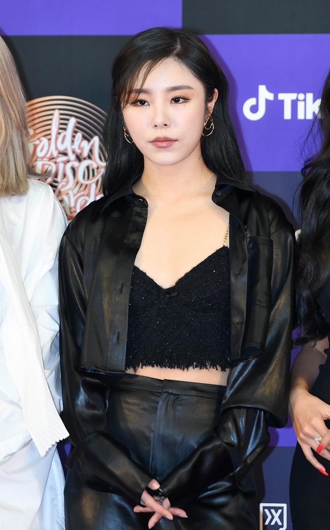 마마무 휘인, A형 독감으로 '서울가요대상' 불참