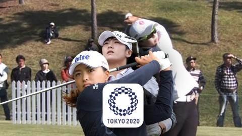 女골프, 올림픽 메달만큼 치열한 집안 '티켓 전쟁' 돌입
