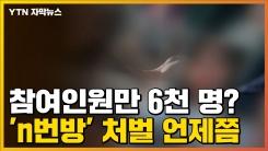 [자막뉴스] 참여인원 6천 명이 넘는데도 'n번방' 처벌 어려운 이유