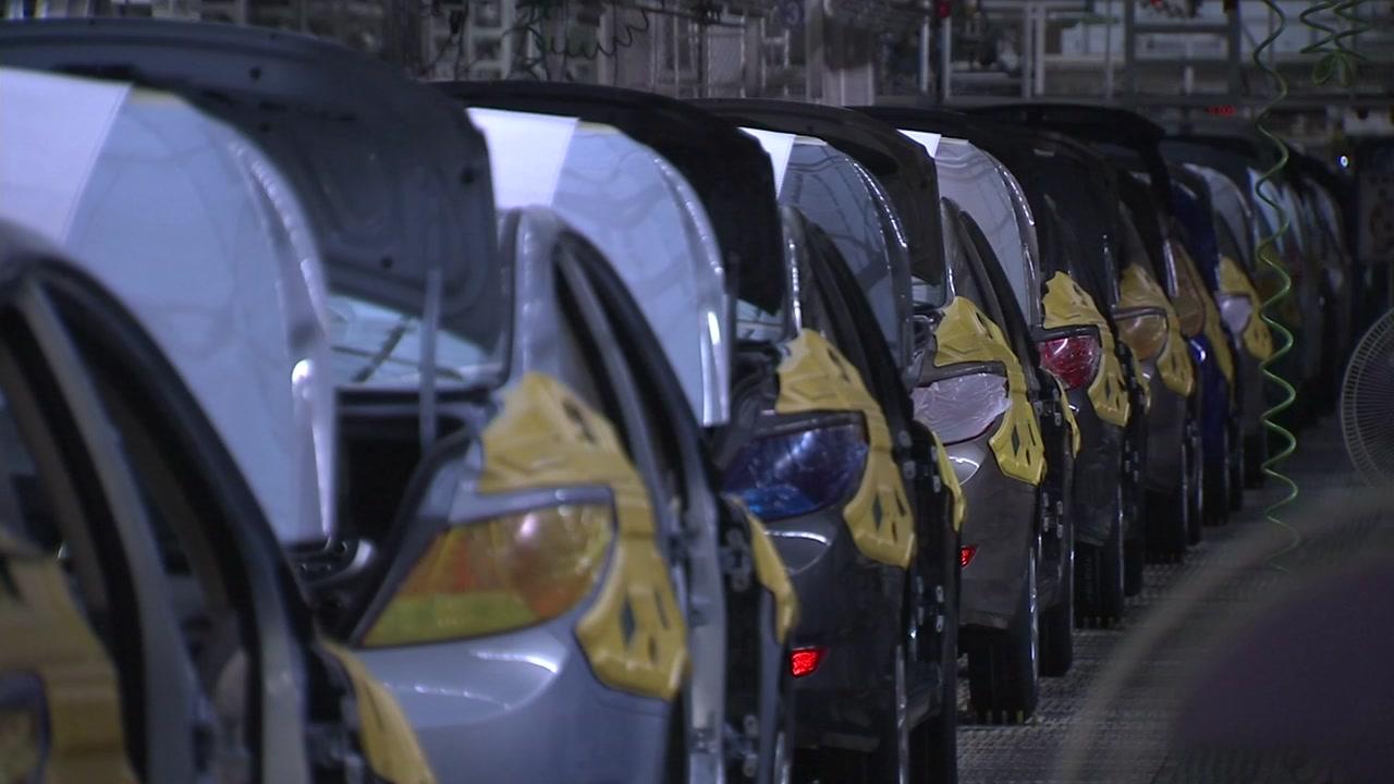 현대차 가동 중단...협력업체 연쇄 피해