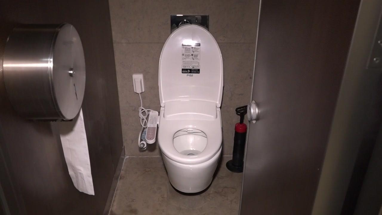 [팩트와이] 공중화장실, 신종 코로나 위험 지대?