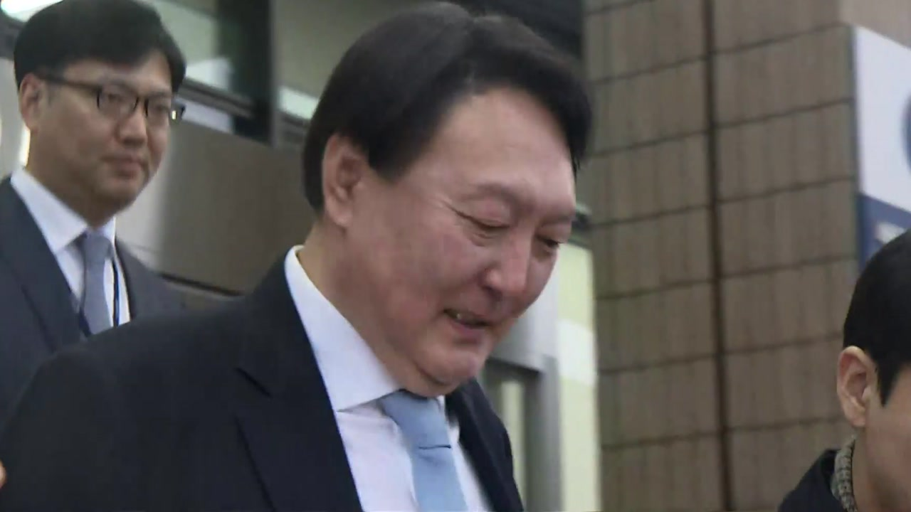 윤석열, 취임 후 첫 전국 검찰청 방문...'조직 추스르기'에 눈길