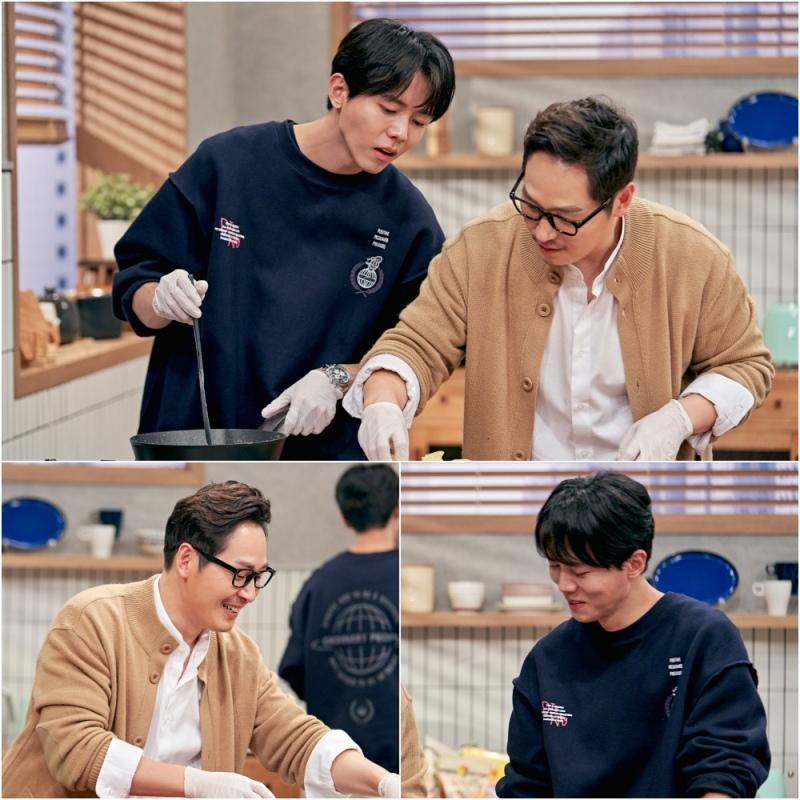 김풍·주우재, 방구석 요리쇼 '배고픈데 귀찮아?' 오늘(14일) 첫방