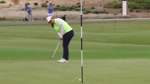 박인비, LPGA '한다 호주여자오픈' 2R 공동 선두
