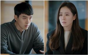 '사랑의 불시착' 현빈·손예진 커플 위기...굳은 표정으로 재회