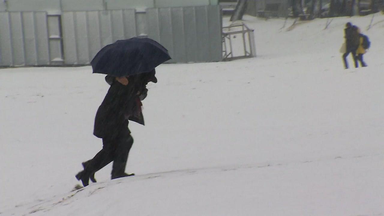 [날씨] 포근한 주말...점차 흐려져 밤부터 전국 눈