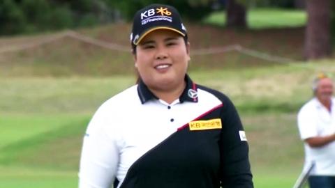 박인비, 호주여자오픈 우승…LPGA 통산 20승 '금자탑'