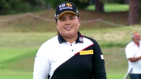 '골프 여제' 박인비, 마침내 LPGA 20승 금자탑