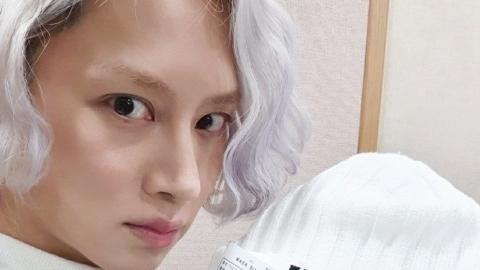 """'복면가왕' 김희철 """"교통사고 후 오랜만에 무대...너무 행복했다"""""""