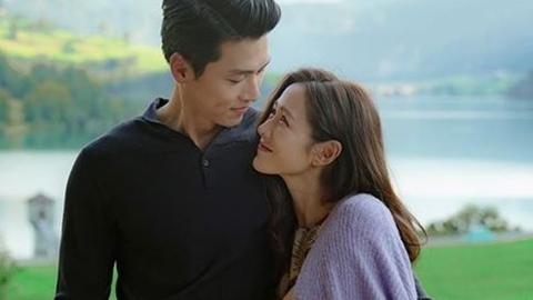 """""""행복한 둘리 커플""""...'사랑불' 현빈·손예진 비하인드 컷 공개"""