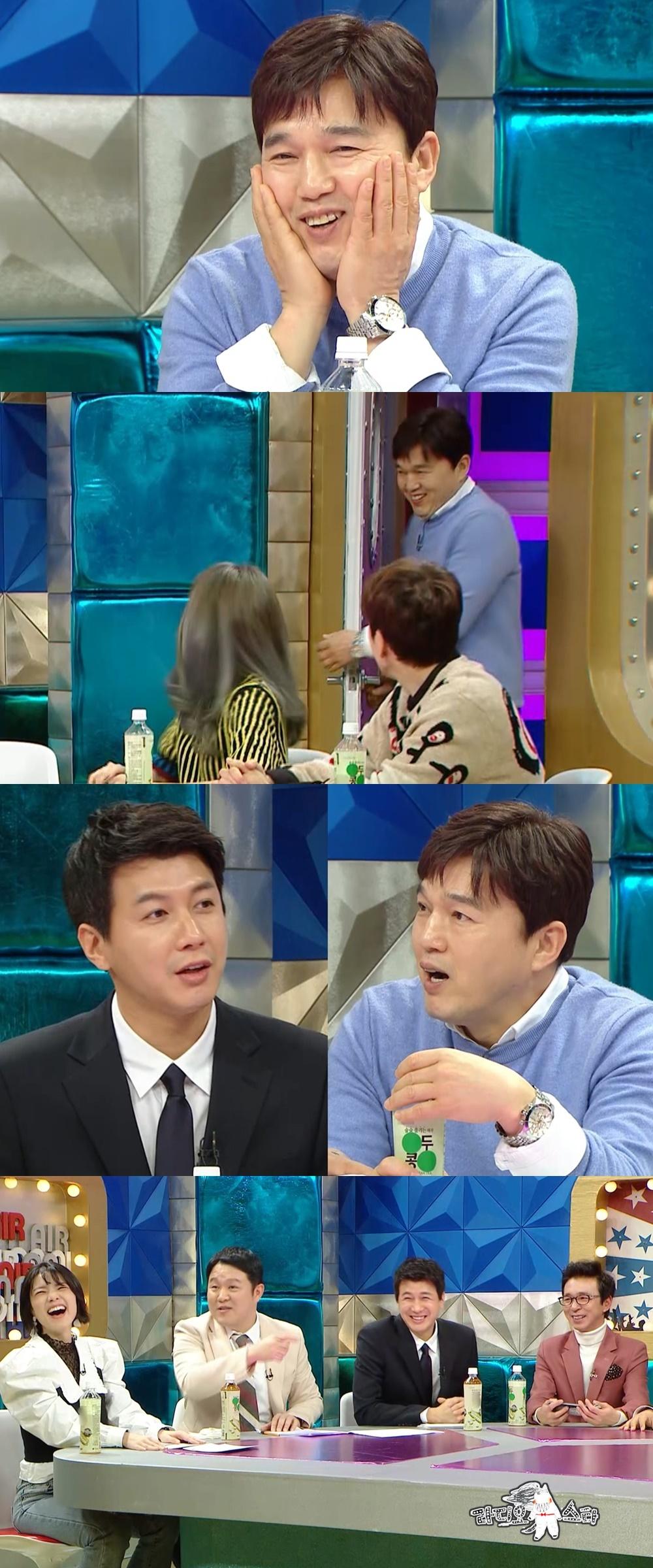 '라스' 김광규, 가발 쓴 채 등장...풍성한 머리숱에 '시선집중'