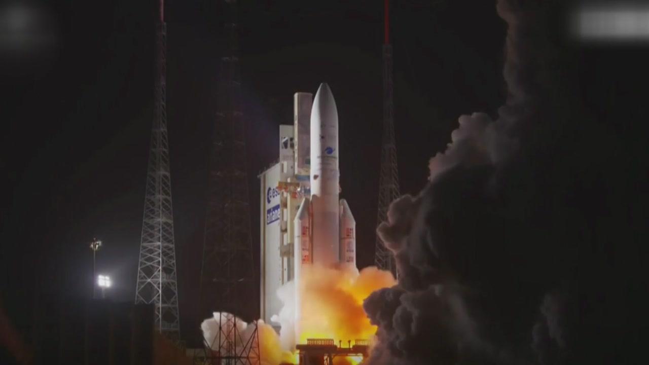 정지궤도 환경위성 천리안 2B호 발사 성공