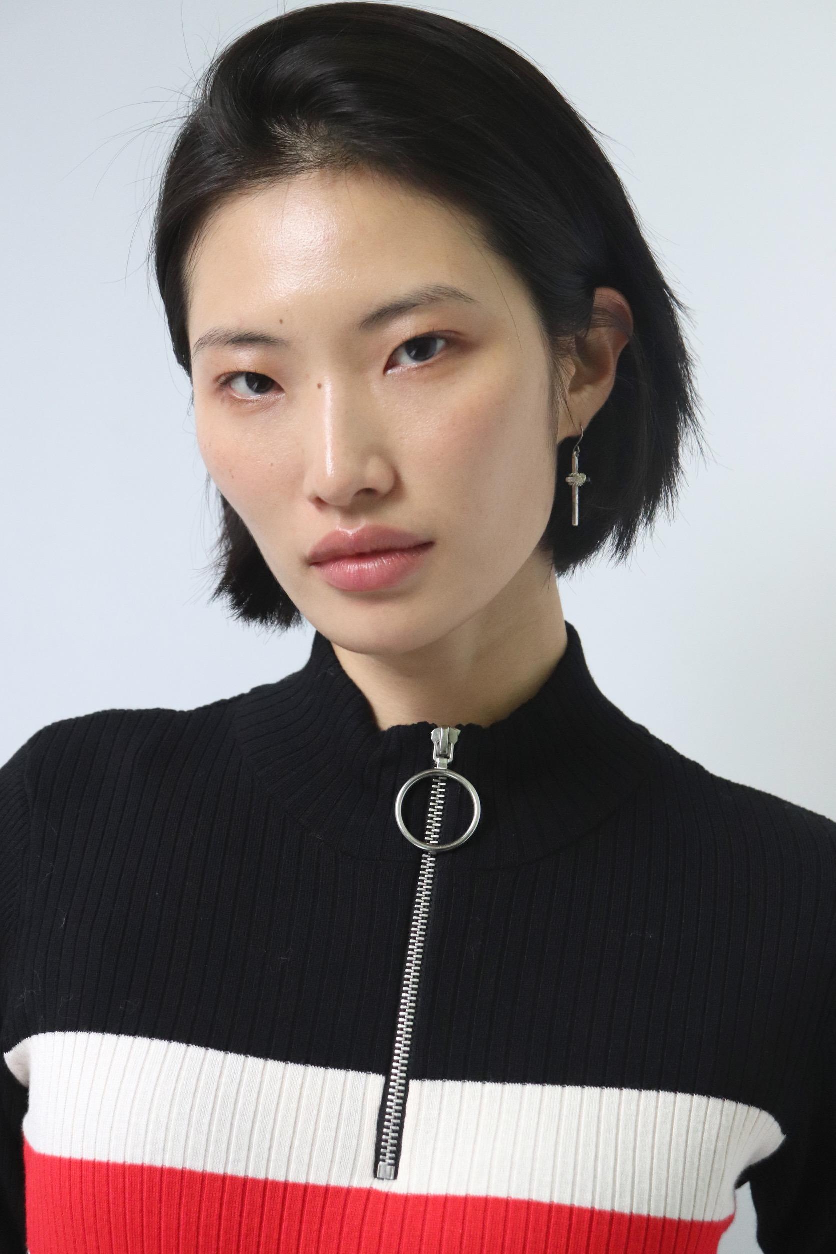 모델 손누리 YG 케이플러스와 동행, 배정남, 혜박, 최소라, 배윤영과 한솥밥