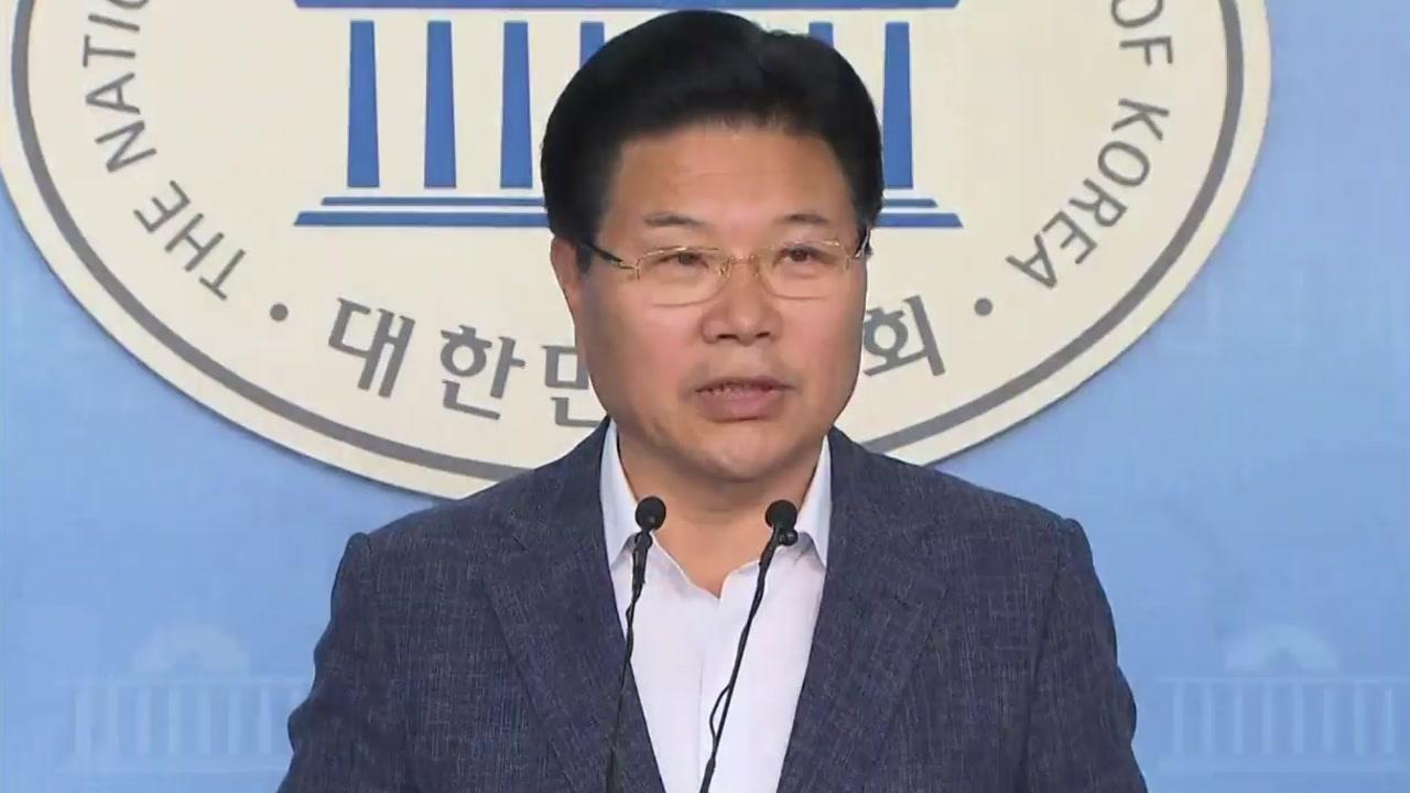 """홍문종 """"친박신당 창당...박근혜 옥중메시지 공개"""""""
