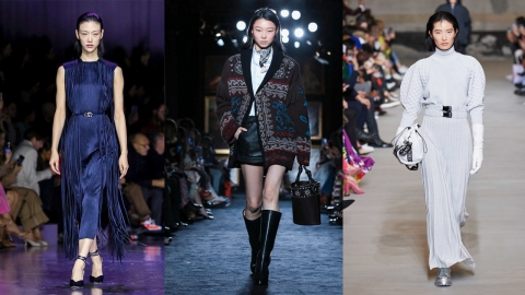 해외 패션위크 뜨겁게 달군 YG 케이플러스 모델들의 활약