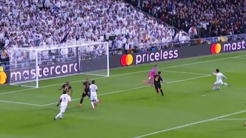 UEFA 챔피언스리그 16강 2경기 하이라이트