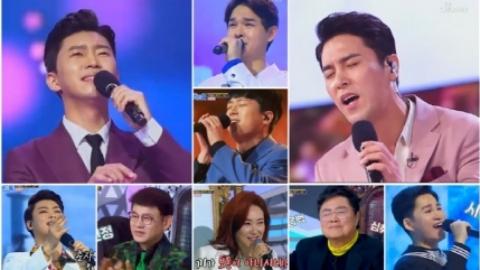 """'미스터트롯' 임영웅, 준결승 1위 """"트롯계 영웅될까""""...시청률32.7%"""