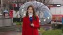 [날씨] 전국 비, 산간 눈...주말, 맑고 포근